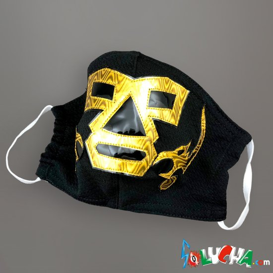 ドクトル・ワグナーJr.  / プエブラ製 手作りマスク