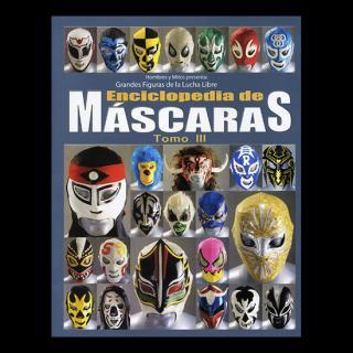 Enciclopedia de MASCARAS Tomo3