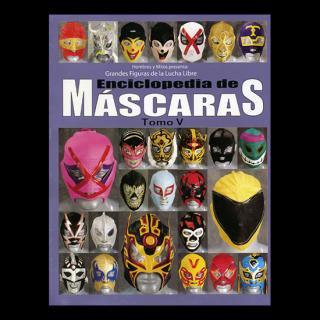 Enciclopedia de MASCARAS Tomo5