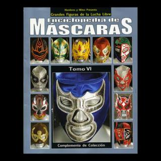 Enciclopedia de MASCARAS Tomo6