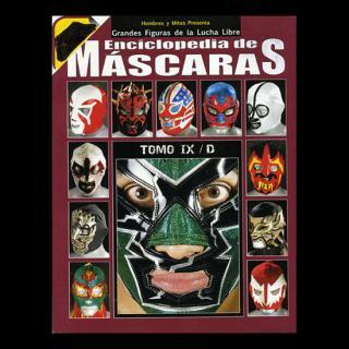 Enciclopedia de MASCARAS Tomo9