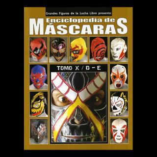 Enciclopedia de MASCARAS Tomo10
