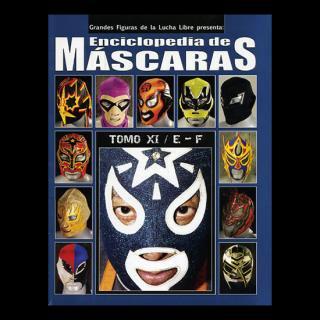 Enciclopedia de MASCARAS Tomo11