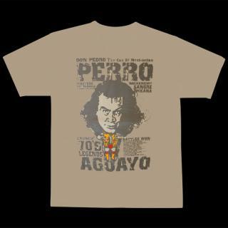 Perro Aguayo T-Shirt / ペロ・アグアヨ Tシャツ