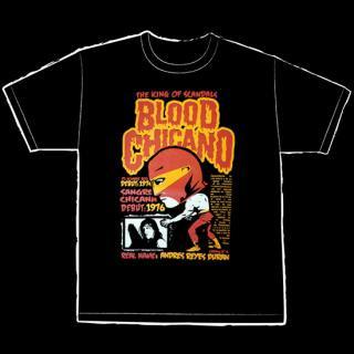 Sangre Chicana T-Shirt / サングレ・チカナ Tシャツ