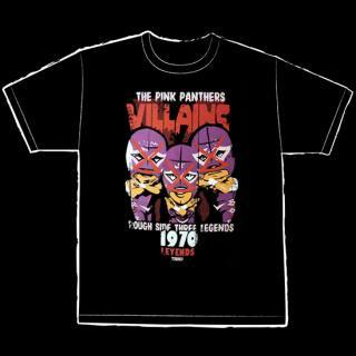 Los Villanos T-Shirt / ロス・ビジャノス Tシャツ