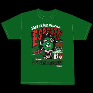 Espectro Jr. T-Shirt / エスペクトロJr. Tシャツ