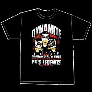 Los Dinamitas T-Shirt / ロス・ディナミタス Tシャツ