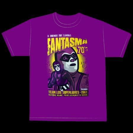 El Fantasma T-Shirt / エル・ファンタスマ Tシャツ