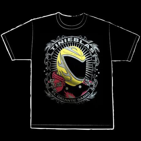 Tinieblas T-Shirt / ティニエブラス Tシャツ