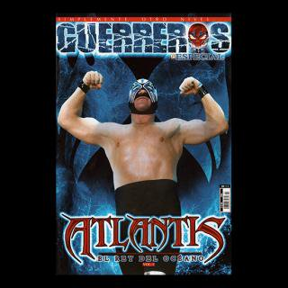 GUERREROS ESPECIAL DEL RING / ATLANTIS vol.1