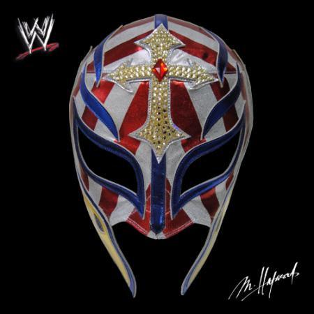 WWE/レイ・ミステリオ マスク -US Flag-