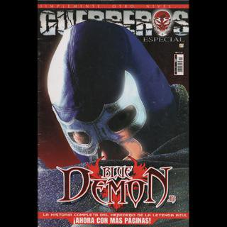 GUERREROS ESPECIAL DEL RING / BLUE DEMON