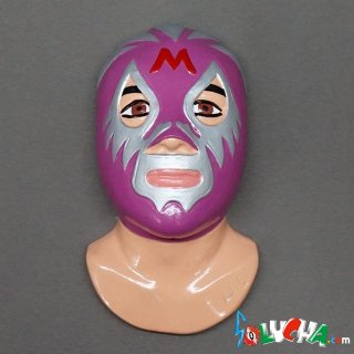 マスクマン壁掛け ミル・マスカラス #11 / Wall Decoration Mil Mascaras #11