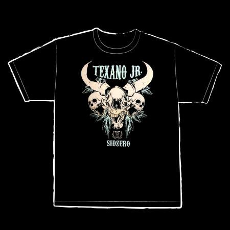 Texano Jr. T-Shirt / テハノJr. Tシャツ