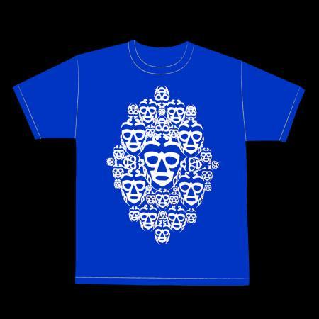 Huracan Ramirez T-Shirt #3 / ウラカン・ラミレス Tシャツ #3