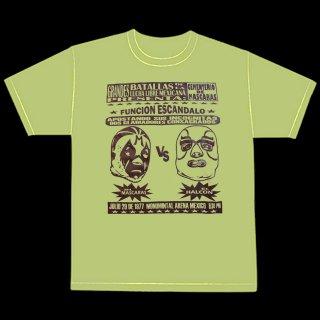 ミル・マスカラス vs エル・アルコン Tシャツ / Mil Mascaras vs El Halcon T-Shirt