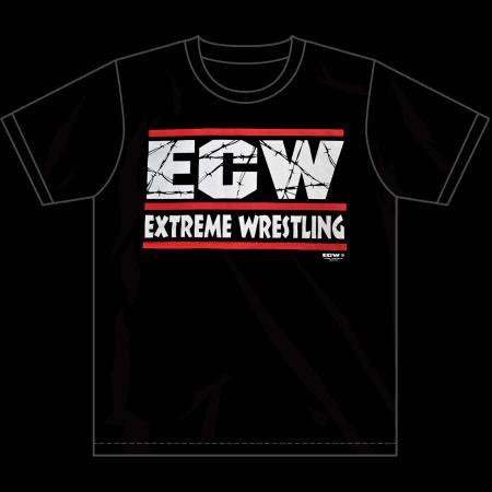 【ECW】エクストリーム・レスリングTシャツ