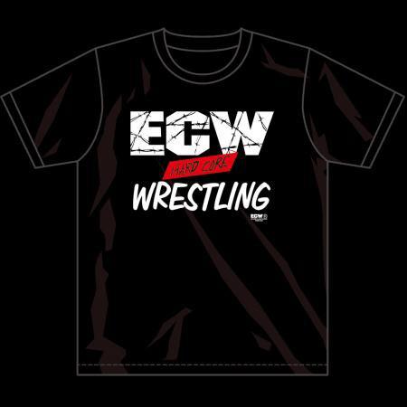 【ECW】ハードコア・レスリングTシャツ