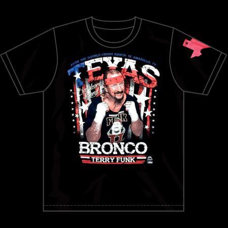 テリー・ファンク 2015 Tシャツ