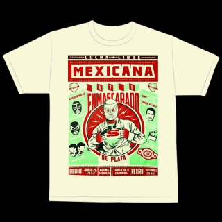 エル・サント EL ENMASCARADO Tシャツ / El Santo T-Shirt