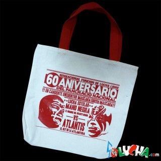 プリントトートバッグ #アニベルサリオ / Print Tote bag Aniversario