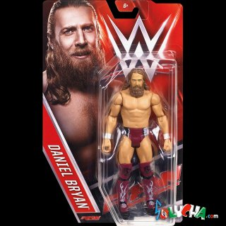 DANIEL BRYAN(ダニエル・ブライアン)フィギュア/WWE MATTEL WWE Series 57