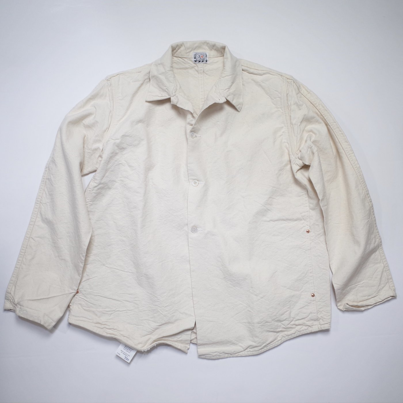 TENDER Co. 18SS -Type930 Double Butterfly Jacket- Shoemaker's Canvas