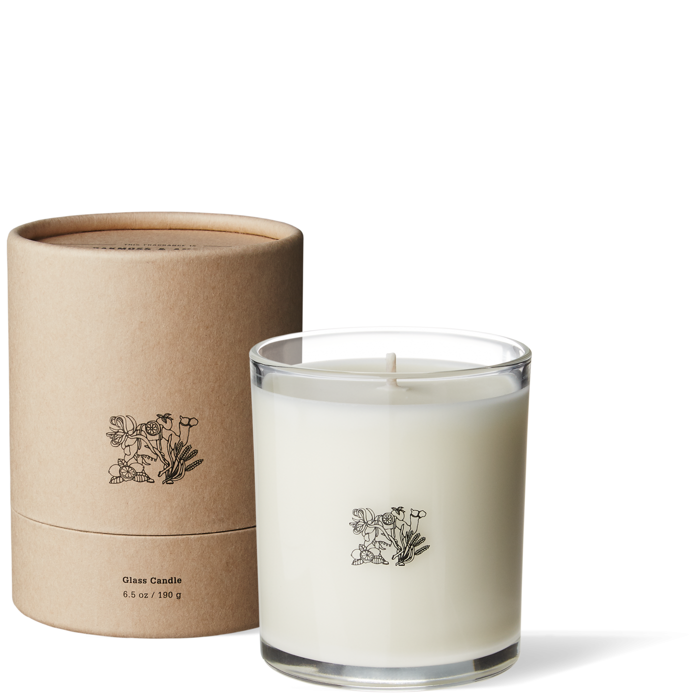 APOTHEKE FRAGRANCE アポテーケ フレグランス  / GLASS CANDLE