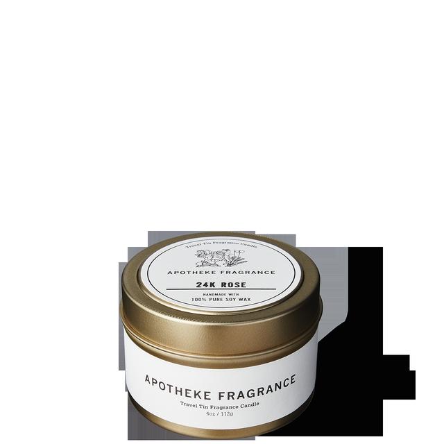 APOTHEKE FRAGRANCE アポテーケ フレグランス / TRAVEL TIN CANDLE