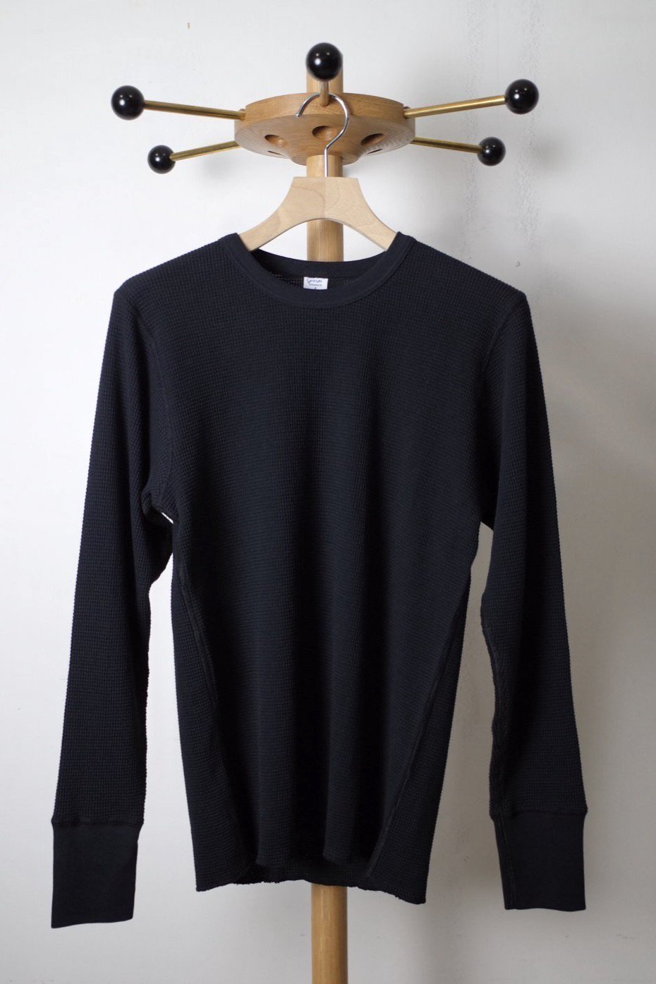 <img class='new_mark_img1' src='https://img.shop-pro.jp/img/new/icons5.gif' style='border:none;display:inline;margin:0px;padding:0px;width:auto;' />gicipi ジチピ-THERMAL LONG SLEEVE-ORSO-BLACK-