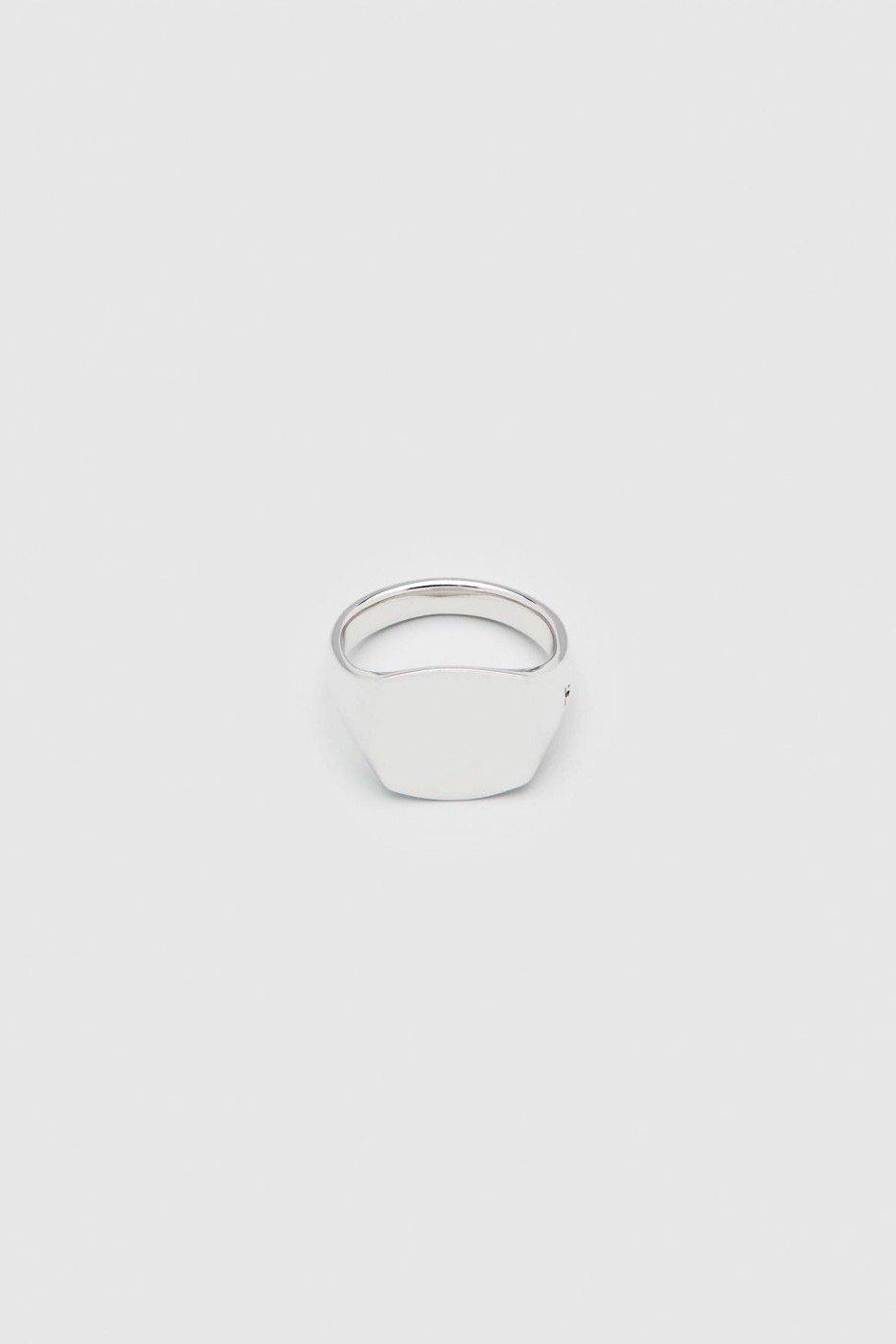 <img class='new_mark_img1' src='https://img.shop-pro.jp/img/new/icons5.gif' style='border:none;display:inline;margin:0px;padding:0px;width:auto;' />TOM WOOD トムウッド-Mini Signet Cushion Ring-