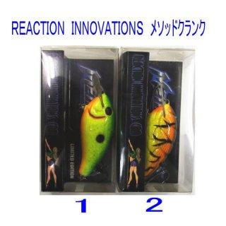 REACTION INNOVATIONS メソッドクランク