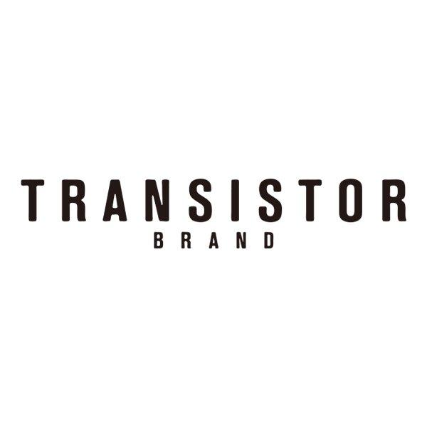 TRANSISTOR BRAND LOGO STICKER (Type4)