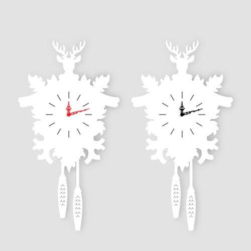 【壁掛け時計】カッコウ