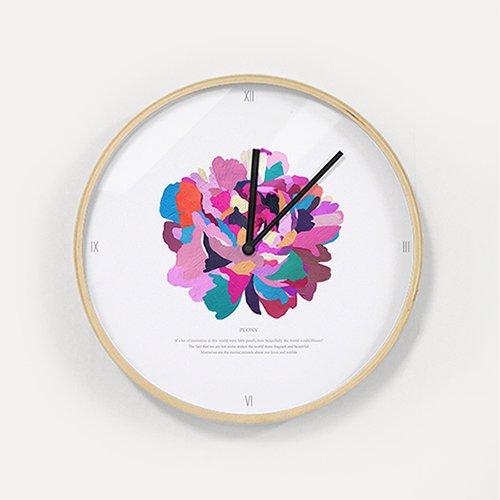 【壁掛け時計】ラヴィ・エ・ベル