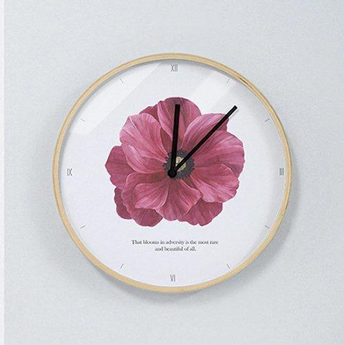 【壁掛け時計】フィオリータB