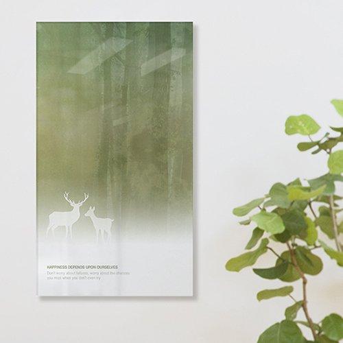 【アクリルパネル】ディアーモアレ45x85