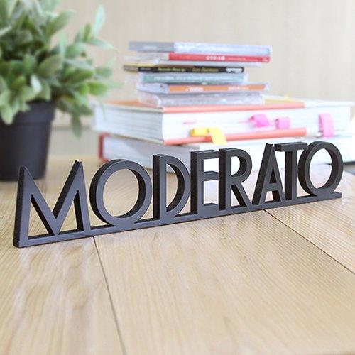 【デコウッド】モデラート