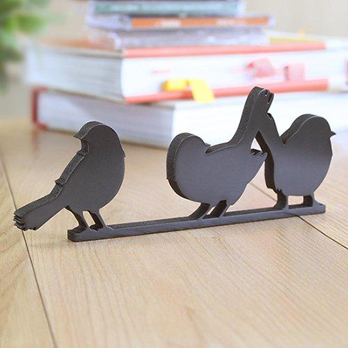 【デコウッド】鳥たちのハーモニー