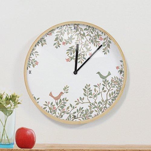 【壁掛け時計】ビューティフルトゥデイ