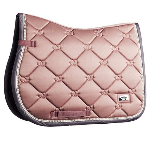 EQUESTRIAN STOCKHOLM 障害用ゼッケン - Pink Pearl