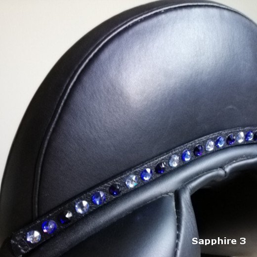 Saddle Jewel - Sapphire