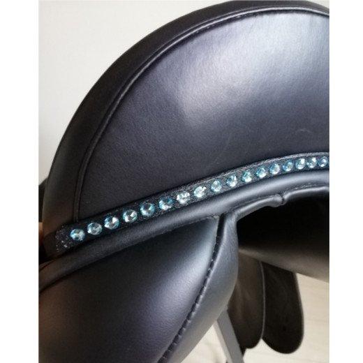 Saddle Jewel - Aquamarine