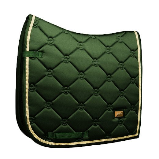 EQUESTRIAN STOCKHOLM 馬場用ゼッケン - Forest Green