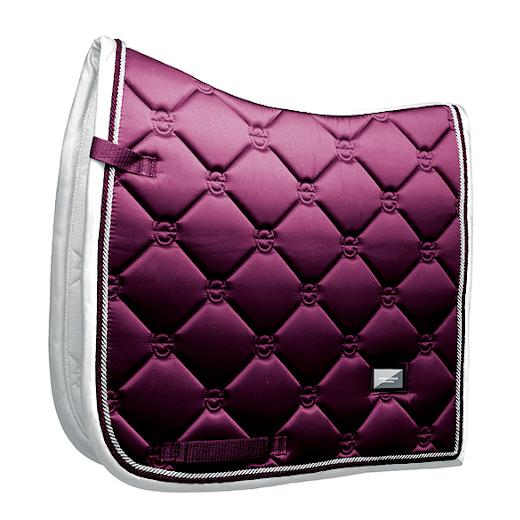 EQUESTRIAN STOCKHOLM 馬場用ゼッケン -Purple Edge