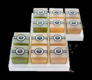 プレーン2・抹茶2・イチゴ2   計6個入×2箱