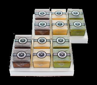 プレーン2・チョコ2・抹茶2   計6個入×2箱