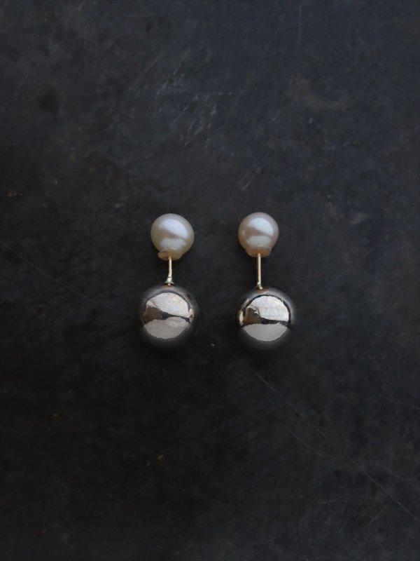 accessories mau  パチンコ玉 ピアス