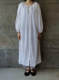 CALICO カディギャザードレス(ホワイト)